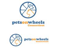 Pets On Wheels of CT Branding