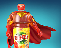 RIXTEA - Superhero's Team