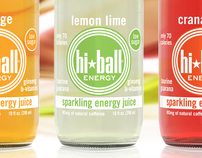 3D Hiball Energy Bottles - Packaging Realisation