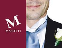 Masotti / Corporate Identity / Advertising