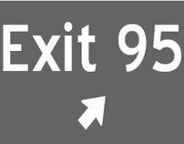 Exit 95 Design Website, v.2