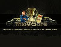 Outdoor   Taxi vs Gps