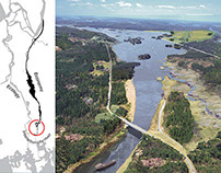 Re-connecting waters to reactivate the Finnish hartland