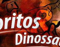 Poster // Metorítos & Dinossauros