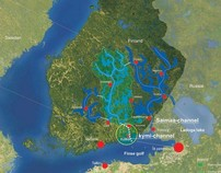 Biomass waterway project