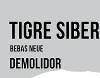 Tigre Siberiano - O Começo