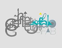 Typography: Ghettofab