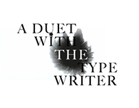 DUET WITH THE TYPEWRITER
