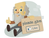 "give us ""LIKE"" pictures for share"