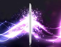 Samsung Tablet app