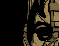 The Dark Knight T-shirt Contest