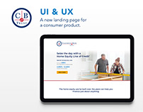HOME EQUITY LINE OF CREDIT LANDING PAGE