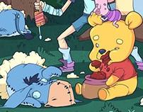 Winnie Zombie Pooh!!!