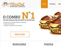 Minichef Congelados - Site