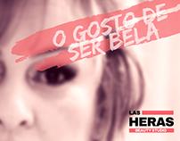Las Heras Beauty Studio - Identidade Visual