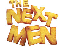 The Nextmen tour poster