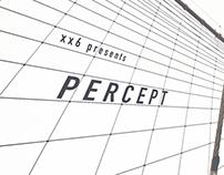 """""""Percept"""" Poster"""