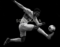 Players black & white