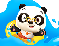 [Game] Dr. Panda Swimming Pool