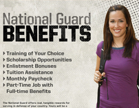 NATIONAL GUARD BENEFITS (Table Top)
