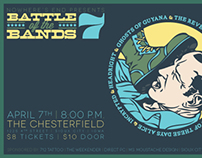 Poster | Battle of the Bands 7