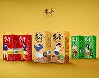 麥香飲料品牌更新 MINESHINE Re-branding
