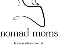 Nomad Moms Logo Concepts Presentation