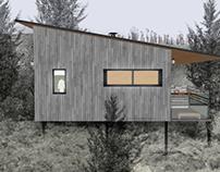 Diseño Casa Chilena de Bajo Consumo