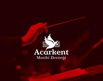 ACARKENT Musiki Derneği Brand Identity