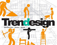 Trendesign Magazine - Social Media posts