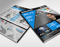Newsletter Design - Interactive Group