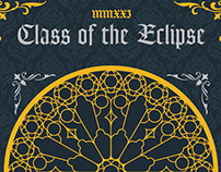 Class of the Eclipse - Poster for UNK Blue&Gold Day