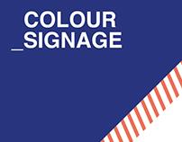 Colour _Signage