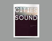 Consumer Behavior Study | Cities Sound Magazine