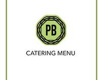 Ponty Bistro Catering Menu