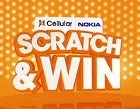Jet Cellular - Scratch & Win Promotion