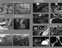 Concept Racing Games