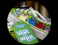 Vans & WPA collabo