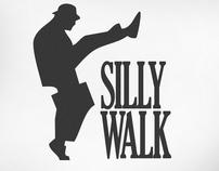 Illustration & Branding // Silly Walk