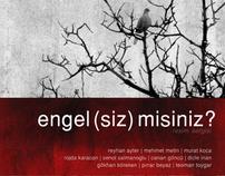 ''Engel(siz)misiniz?'' Poster Design