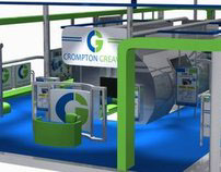 Crompton Greaves Stall Design