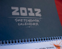 Sketchbook Calendar 2012