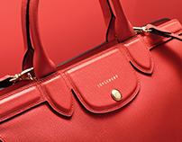 Longchamp / Catalogue Spring - Summer 2015