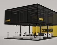Ytong Stand Design Competition 2012
