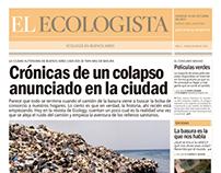 Periódico, El ecologista