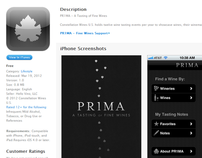PR1MA Mobile App