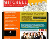 User Interface: Web Page, William Mitchell