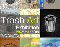 Trash Art Exhibition