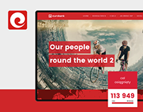 eurobank. Our people round the world.