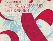"""Concurso // Contest """"El Maravilloso País de Fixionaria"""""""